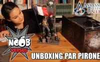 "Unboxing Assassin's Creed Unity - NOOB VERSUS ""la boite"""